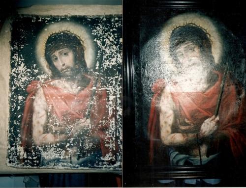 El antes y el déspues.