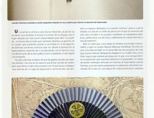 Interior revista AURIA