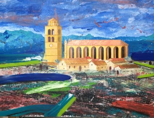 Iglesia de Muro