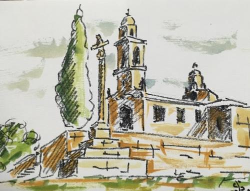 Iglesia de Allariz.