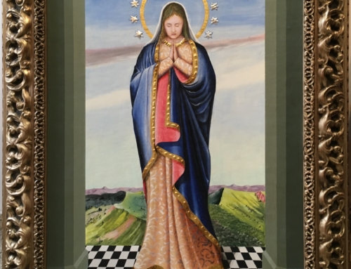 Meditación de la Virgen