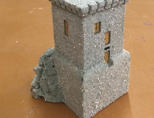 Nueva torre de Vilanova Os Infantes